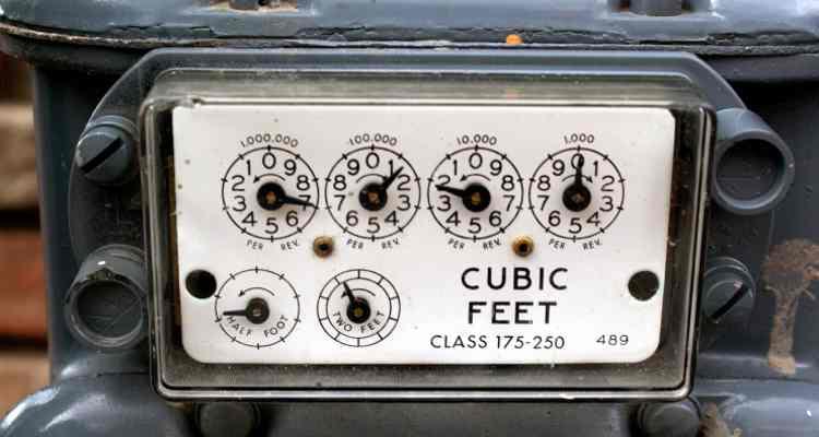 Imperial Gas Meter