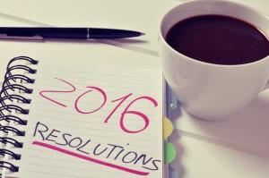 2016 energy resolutions