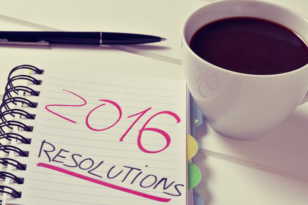 2016 energy resolutions